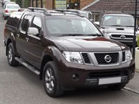 Used Nissan Navara 2.5 DCi 188bhp Platinum Double cab - NO VAT - WITH CANOPY