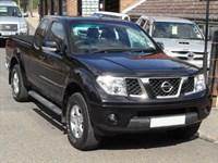 Used Nissan Navara 2.5 DCi SE Kingcab - NO VAT - 14000 MILES - NISSAN+ONE OWNER