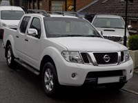 Used Nissan Navara 2.5 DCi Tekna Connect - SAT NAV - PARK CAMERA