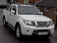 Used Nissan Navara 2.5 DCi Acenta King Cab