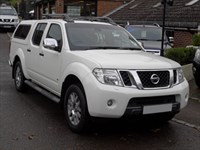 Used Nissan Navara 3.0 DCi V6 Outlaw Double cab - NO VAT - ONE OWNER - WITH TRUCKMAN CANOPY