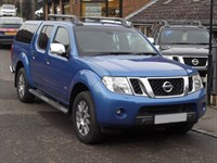 Used Nissan Navara 3.0 DCi V6 Outlaw Doublecab - NO VAT TO PAY -  15k MILES ONLY, WITH CANOPY