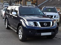 Used Nissan Navara 2.5 DCi Tekna Connect Doublecab - SAT NAV - WITH CANOPY