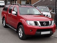 Used Nissan Navara 2.5 DCi Tekna Automatic Doublecab - WITH CANOPY