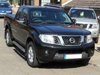 Used Nissan Navara 2.5 DCi Acenta Kingcab - NO VAT TO PAY - 21000 MILES ONLY