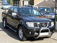 Used Nissan Navara 2.5 DCi Tekna Doublecab - NO VAT - 31k MILES