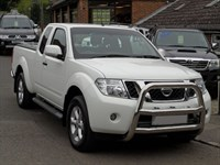Used Nissan Navara 2.5 DCi Acenta Kingcab - NO VAT - ONLY 29k MILES