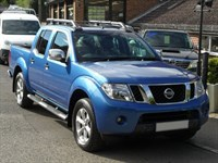 Used Nissan Navara 2.5 DCi Tekna Connect - NO VAT TO PAY - ONE OWNER - 44k MILES