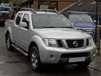 Used Nissan Navara 2.5 DCi Platinum Doublecab - 32000 MILES