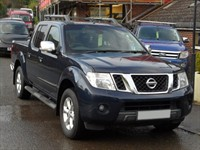 Used Nissan Navara 2.5 DCi 188BHP Tekna Connect Doublecab - NO VAT - 42k MILES ONLY