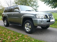 Used Nissan Patrol  LONG WAY DOWN DCI 45500 FNSH