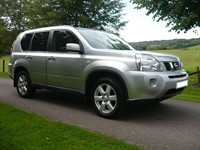 Used Nissan X-Trail SPORT EXPEDITION DCI SAT/NAV FNSH 12 STAMPS