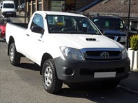 Used Toyota Hilux 2.5 D4D HL2 Single Cab Pick up