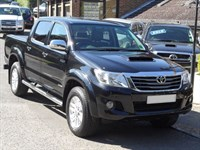 Used Toyota Hilux 3.0 D4D Invincible Doublecab - FACELIFT - 15k Miles - Leather