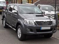 Used Toyota Hilux 3.0 D4D Invincible Doublecab - NO VAT -  FACELIFT - LEATHER