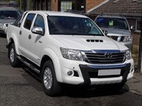 Used Toyota Hilux 3.0 D4D Invincible Doublecab - NO VAT TO PAY