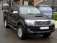 Used Toyota Hilux 3.0 D4D Invincible Doublecab Manual - Roller Shutter - One owner