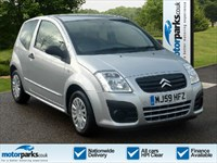 Used Citroen C2 1.1i VT 3dr