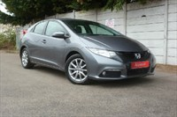 Used Honda Civic i-VTEC EX 5dr