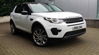Used Land Rover Discovery Sport SD4 SE 5dr Auto