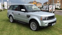Used Land Rover Range Rover Sport TDV6 SE 5dr CommandShift