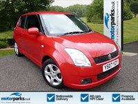 Used Suzuki Swift GLX 3dr