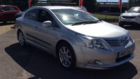 Used Toyota Avensis V-matic TR 4dr CVT Auto