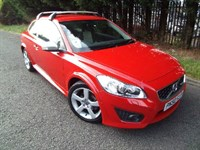 Used Volvo C30 D DRIVe R DESIGN 3dr