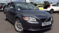 Used Volvo S40 D DRIVe SE Lux 4dr