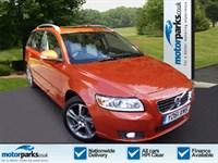 Used Volvo V50 SE Lux Edition 5dr