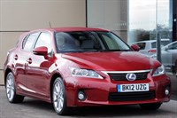 Used Lexus CT Hatchback 200h SE-L 5dr CVT Auto (Navigation)