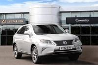 Used Lexus RX Estate 450h Luxury 5dr CVT Auto