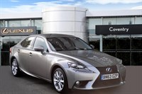 Used Lexus IS Saloon 300h Luxury 4dr CVT Auto (Navigation/Leather)
