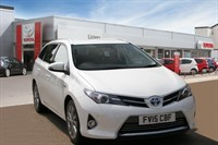 Used Toyota Auris Touring Sport VVTi Excel 5dr CVT Auto