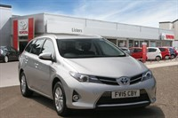 Used Toyota Auris Touring Sport VVTi Icon 5dr CVT Auto