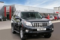 Used Toyota Land Cruiser SW Spec EDS D-4D 60th Anniversary 5dr Auto (190)