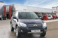 Used Toyota RAV4 Estate Special Editions D-4D XT-R 5dr