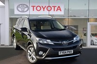 Used Toyota RAV4 D Invincible 5dr