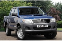 Used Toyota Hilux Active Extra Cab Pick Up D-4D 4WD 144