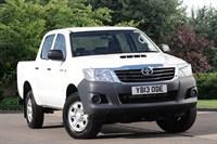 Used Toyota Hilux HL2 D/Cab Pick Up D-4D 4WD 144
