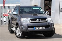 Used Toyota Hilux HL3 2010 D/Cab Pick Up D-4D 4WD 144