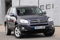 Used Toyota RAV4 Estate V-Matic XT-R Style/Touch and Go 5dr M-Drive S
