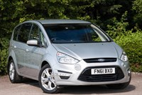 Used Ford S-Max Estate TDCi 140 Titanium 5dr