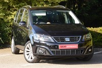Used SEAT Alhambra Estate TDI CR SE Lux (184) 5dr DSG
