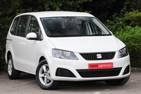 Used SEAT Alhambra Estate TDI CR Ecomotive S 5dr