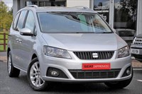 Used SEAT Alhambra Estate TDI CR SE Lux (170) 5dr DSG