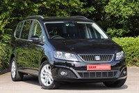 Used SEAT Alhambra Estate TDI CR SE Lux 5dr DSG