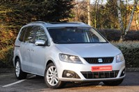 Used SEAT Alhambra Estate TDI CR SE Lux (177) 5dr