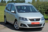 Used SEAT Alhambra Estate TDI CR Ecomotive SE 5dr