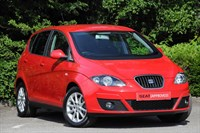 Used SEAT Altea Estate TDI CR Ecomotive SE Copa 5dr